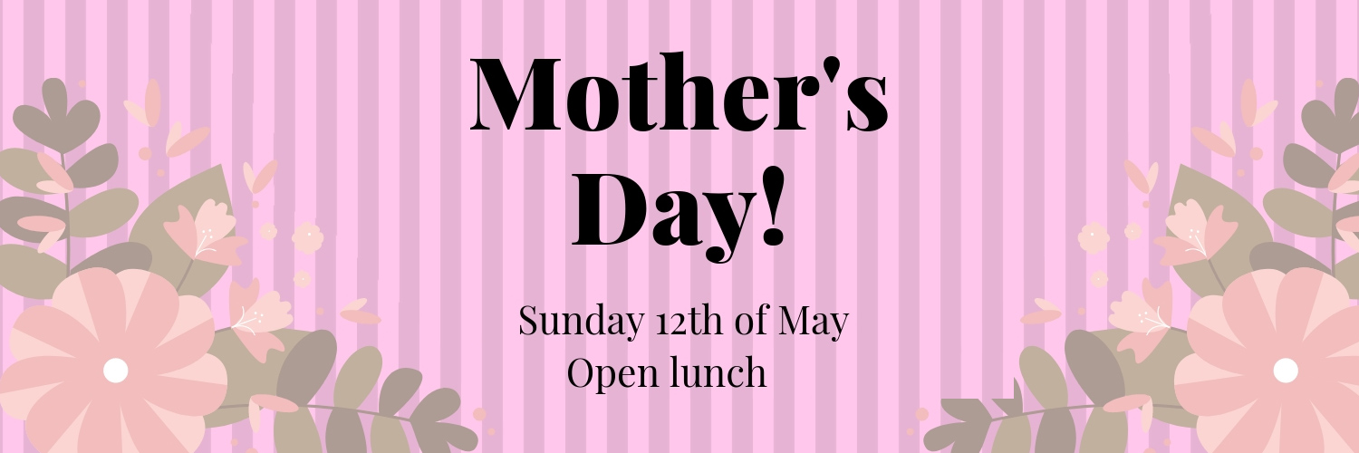 Glebe Point Diner Mothers Day Lunch